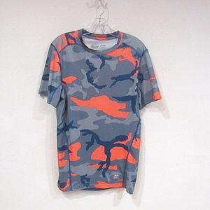Nike Pro Combat T-Shirt Camo